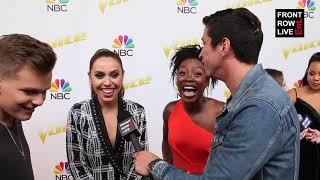 Download Lagu The Voice Season 14 Top 11 | Team Alicia Interview Gratis STAFABAND