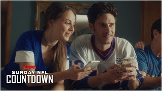 How fantasy football helped save a man's life | NFL Countdown