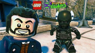 LEGO DC Super Villains All TV Series Villains Character Pack Characters