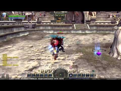 Dragon Nest: Bringer & Abyss Walker Skill Introduction by Half Sugar - Part 2 (Eng Sub)