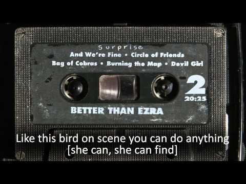 Better Than Ezra - And Were Fine