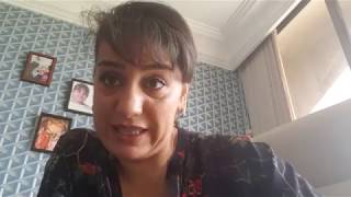 Shahrzad's Message to Supporters of Humanity, Peace & Justice