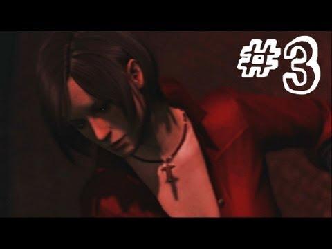Resident Evil 6 Gameplay Walkthrough Part 3 - CAPSIZE - Ada Wong Campaign Chapter 1 (RE6)