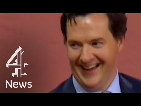 George Osborne booed at Paralympics