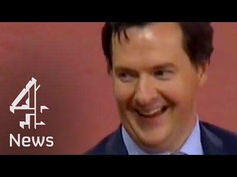 George Osborne booed at Paralympics