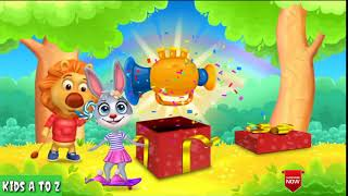ABC Learning baby videos  Kids videos for kids  baby games