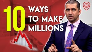 NEXT MARKET CRASH: 10 Ways To Make Millions As An Entrepreneur