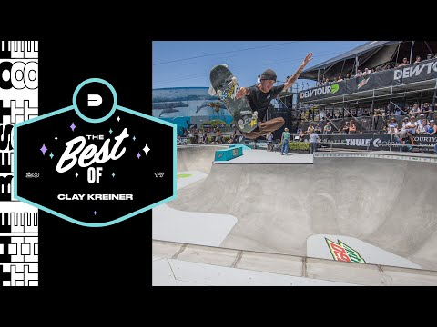 Best of Clay Kreiner | Dew Tour Long Beach 2017