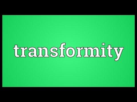 Header of Transformity