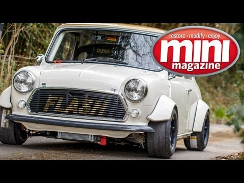 Swiftune 140bhp Mini with in car footage
