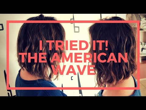I TRIED IT: American Wave - All Things Fadra