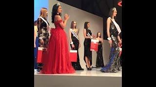 Miss Diamond Romania 2016 - Crowning moment