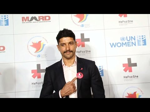 Farhan Akhtar is now UN Women's Goodwill Ambassador