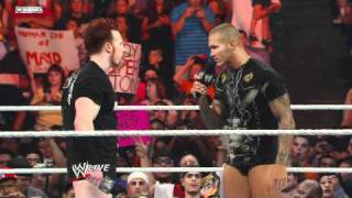 WWE Monday Night Raw - Monday, August 9th 2010