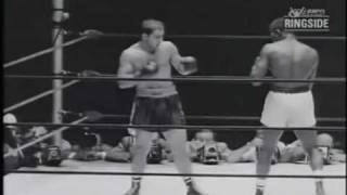 Rocky Marciano vs Ezzard Charles I - June 17, 1954 - Round 10, 15 & Decision