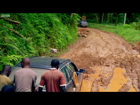 Speed and Power! - Top Gear Africa Special - BBC