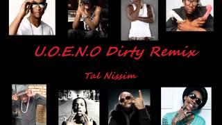U.O.E.N.O. Dirty Usher 2Chainz Wiz Khalifa Future Rocko A$ap Rocky Rick Ross Kidd Kidd +Download