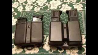Kydex Magazine Holders - Blackhawk Vs. Uncle Mike's