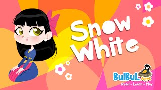 Snow White and The Seven Dwarves | Bedtime Stories For Children | Princess Story | Bulbul Apps