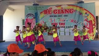 Trường mầm non Xuân Nộn: Bống bống bang bang