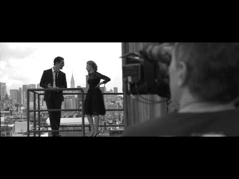 Behind the scenes with Scarlett Johansson and Matthew McConaughey for Dolce & Gabbana The One