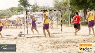 Πανελλήνιο πρωτάθλημα beach handball, Αλεξανδρούπολη.