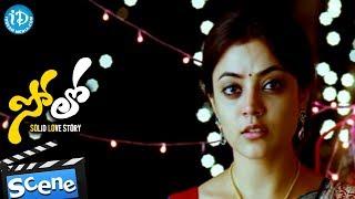 Nara Rohit, Nisha Agarwal Solo Movie Climax Scene