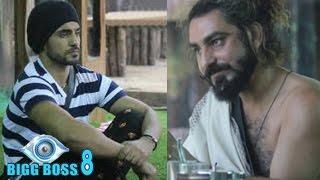 Bigg Boss 8 2nd October 2014 Episode   Gautam Gulati & Praneet turn SERVANTS