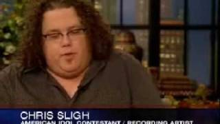 """American Idol"" Finalist Chris Sligh - Part 1 of 2"