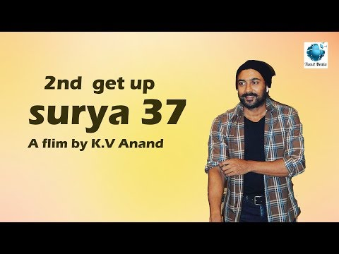 "Surya 37  Leaked 2nd Getup  "" wow amazing "" K.V Anand movie 