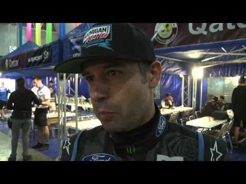 Ken Block and Alex Gelsomino highlights from WRC Mexico 2013