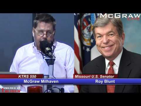 Roy Blunt shares his progress in congress so far