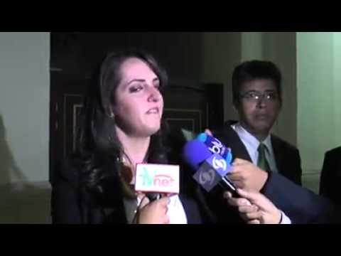 """No me voy a quedar callada"": congresista María Fernanda Cabal"