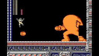 Mega Man: Dr. Wily Stage 1- No Damage (Yellow Devil)