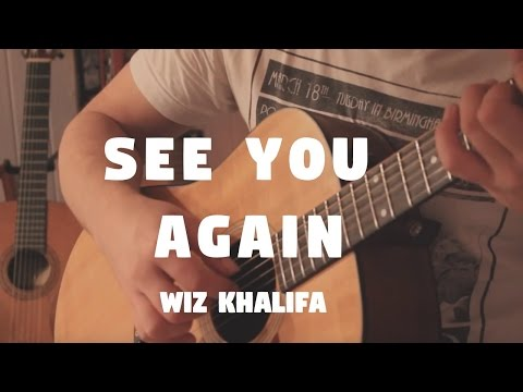 "Wiz Khalifa ""See You Again"" on Fingerstyle by Fabio Lima"