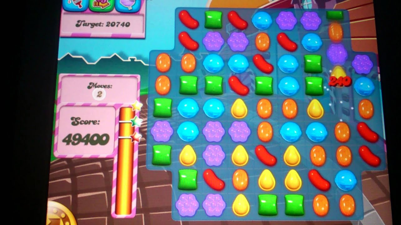 how to make a color bomb on candy crush