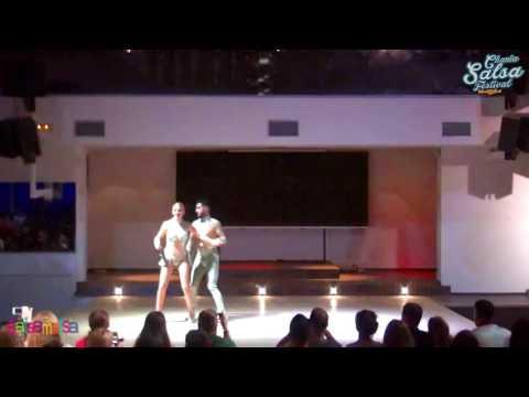 Pablo & Georgia Show | 2.Chania Salsa Festival