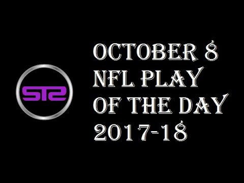 Week 5 - October 5, 2017 - NFL Pick of The Day - Today NFL Picks ATS Tonight - 10/5/17