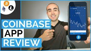 Coinbase App Review - Coinbase Bitcoin Wallet