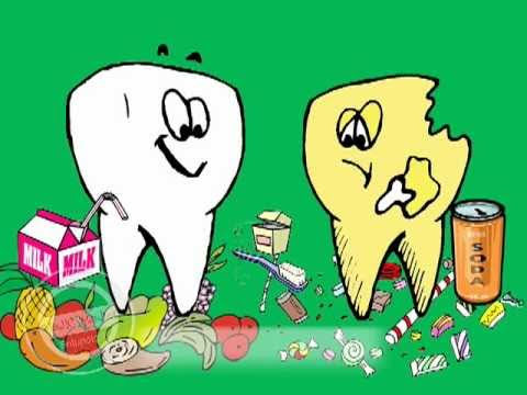 For kids lesson www makemegenius com sad tooth happy tooth