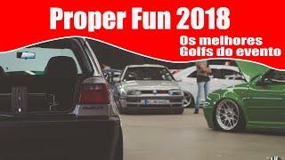 Proper Fun: Os melhores Golfs do evento