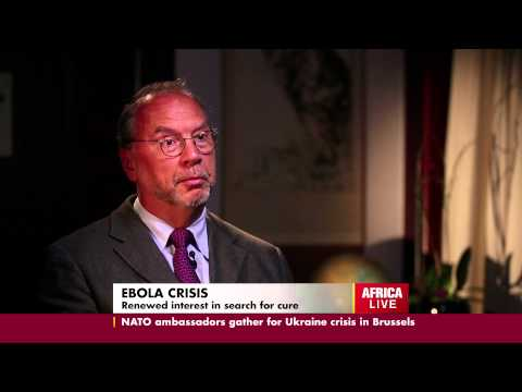 Co- Discoverer of Ebola Virus, Prof Peter Piot Take on Outbreak