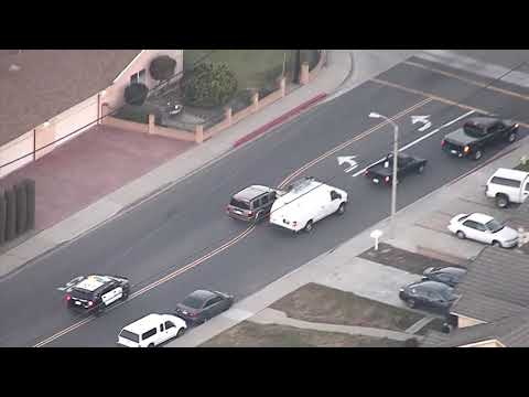01/03/19: Car Chase Jeep on the Run - Unedited