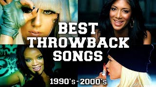 Download Lagu Top 100 Best Throwback Songs of the 1990's - 2000's Gratis STAFABAND