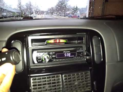 Back Up Sensors >> EBay Backup Sensors on my 2004 Ford Explorer - YouTube