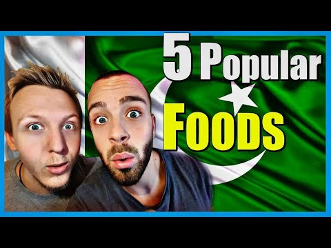 download lagu Top 5 Famous Pakistani Foods By Robin And Jesper gratis