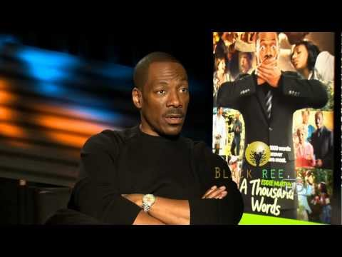 Eddie Murphy drops word on James Brown Biopic | A Thousand Words