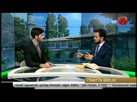 Ezan Sedası  06/04/2014 İtaatta Birlik ATR TV Qırımtatarca TV - Crimean Tatar TV