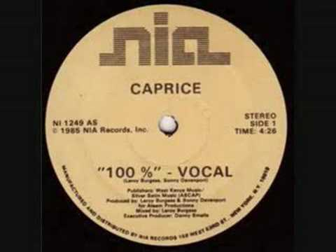 Caprice – 100%