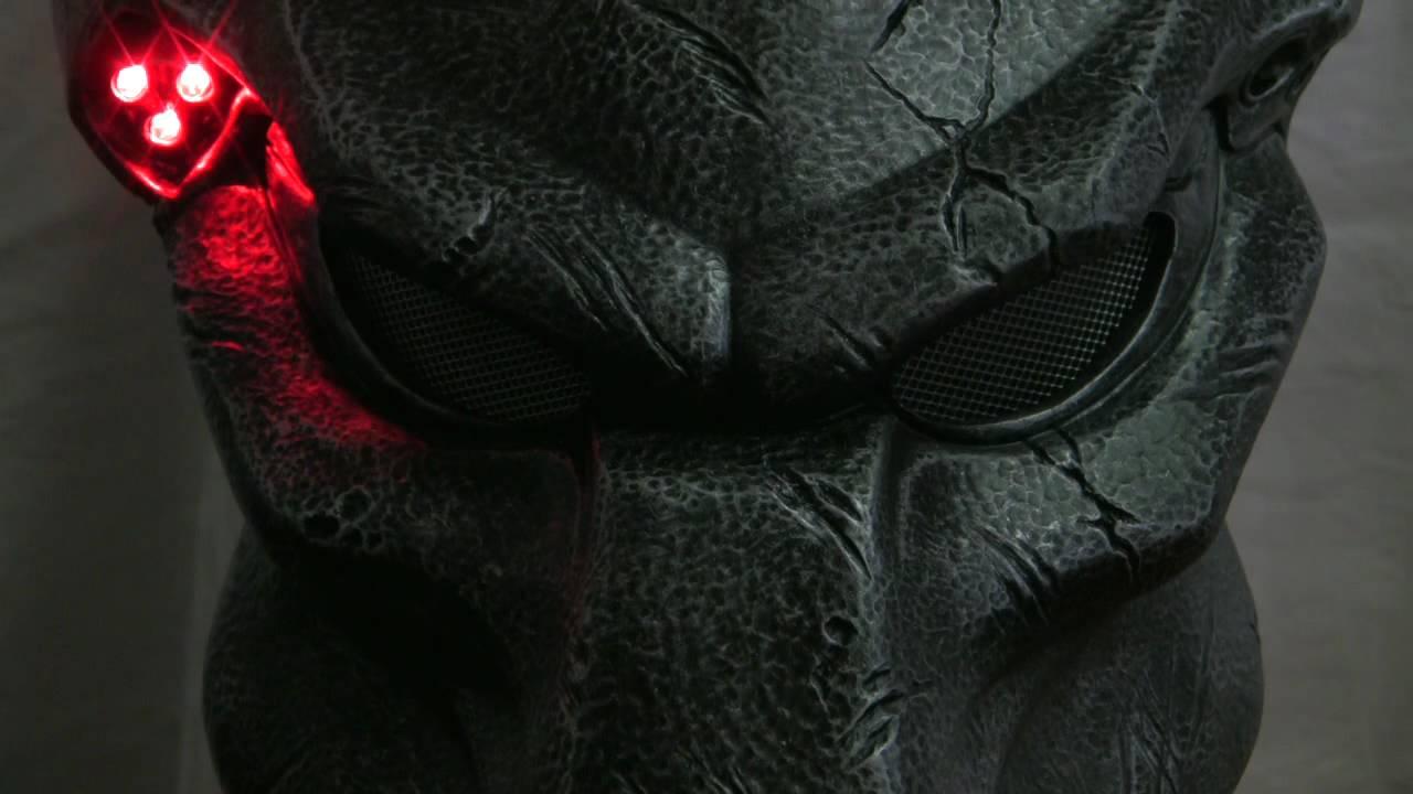maxresdefault jpgWolf Predator Mask Sideshow